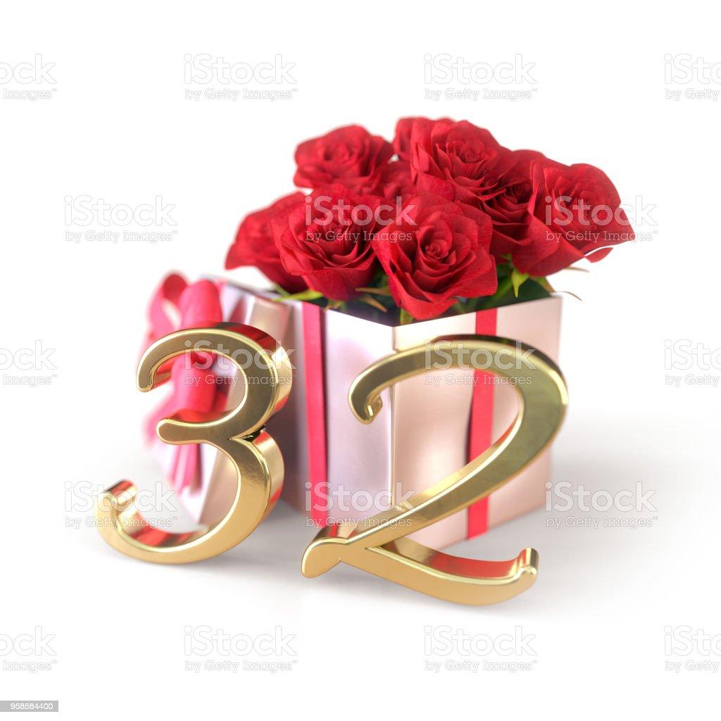 Geburtstag rote rosen zum Zum Geburtstag