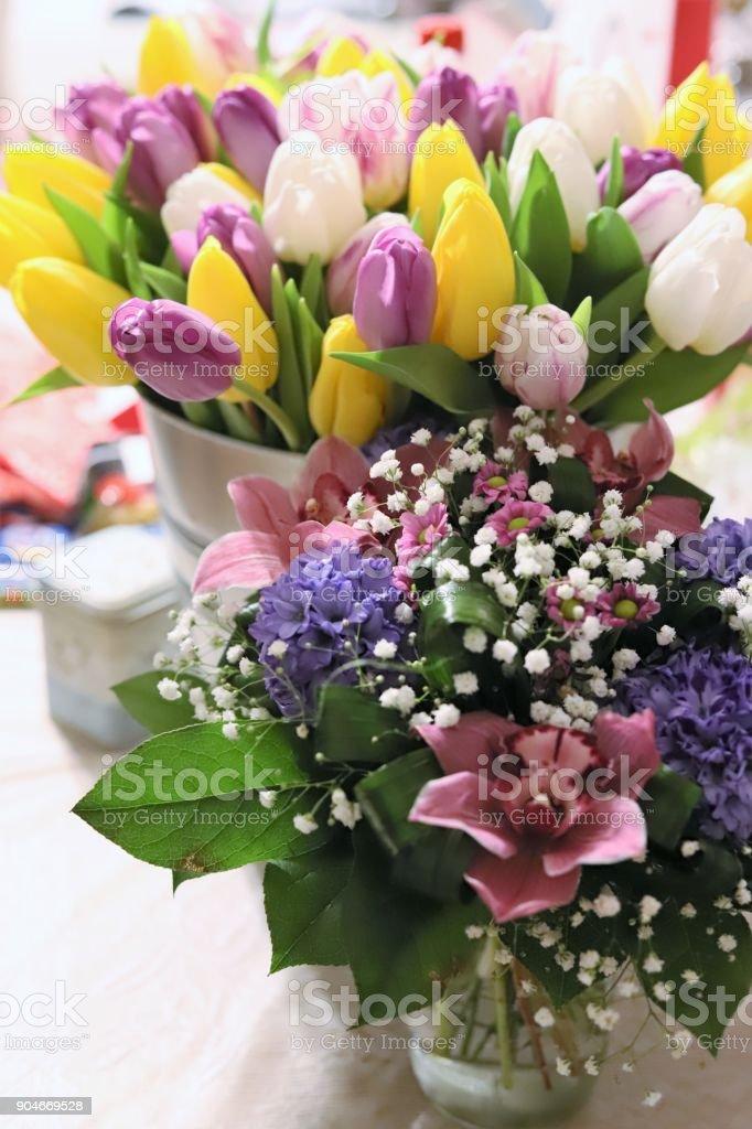 Birthday Flowers Stock Photo Download Image Now Istock