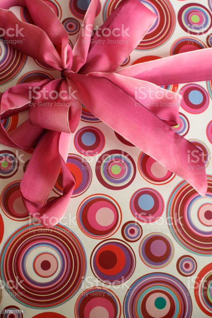 Birthday Gift stock photo