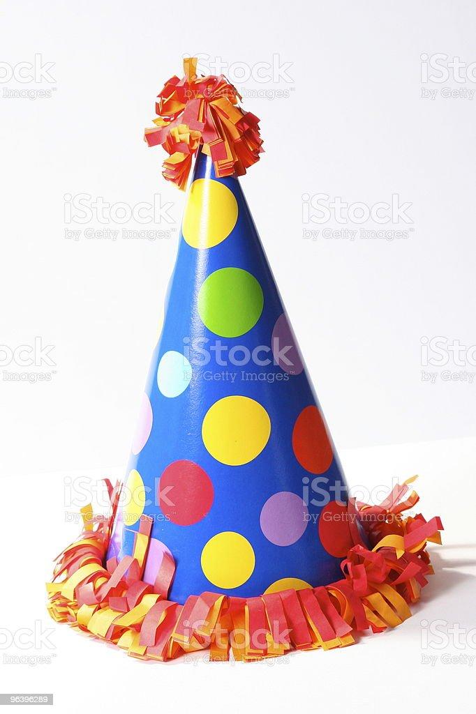 Birthday Hat - Royalty-free Celebration Stock Photo
