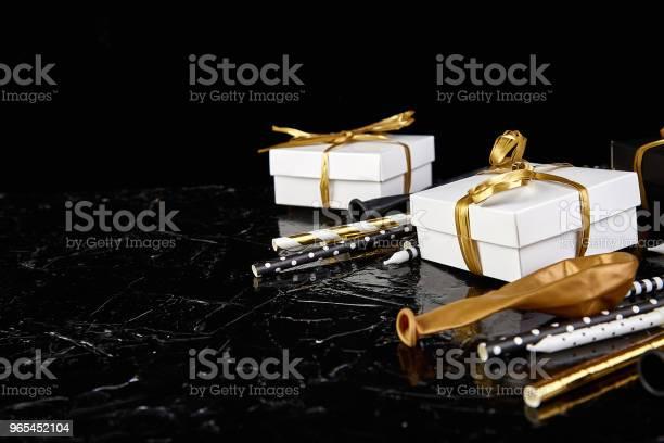 Akcesoria Urodzinowe Lub Imprezowe - zdjęcia stockowe i więcej obrazów Akcesorium osobiste