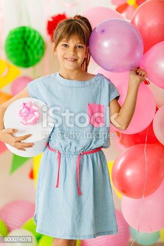 istock Birthday party celebration 600074078