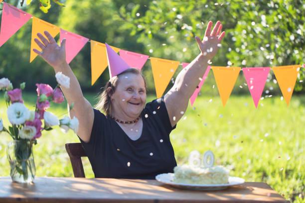 Geburtstags-party – Foto