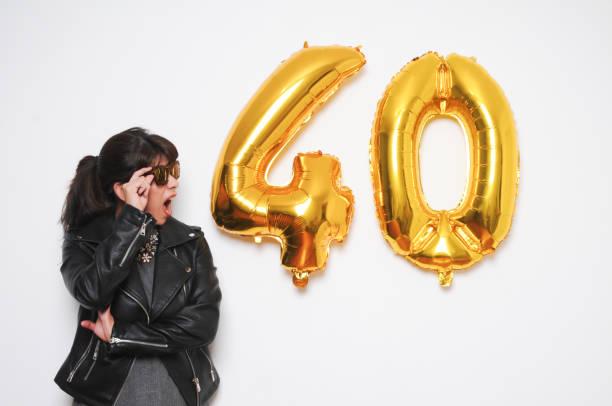 誕生日 - 40 ストックフォトと画像