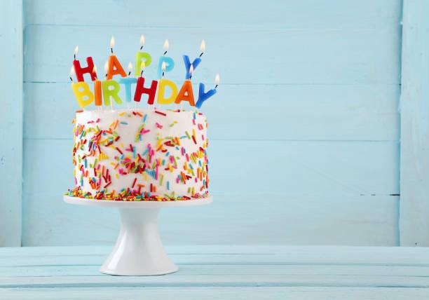 Compleanno di  - foto stock