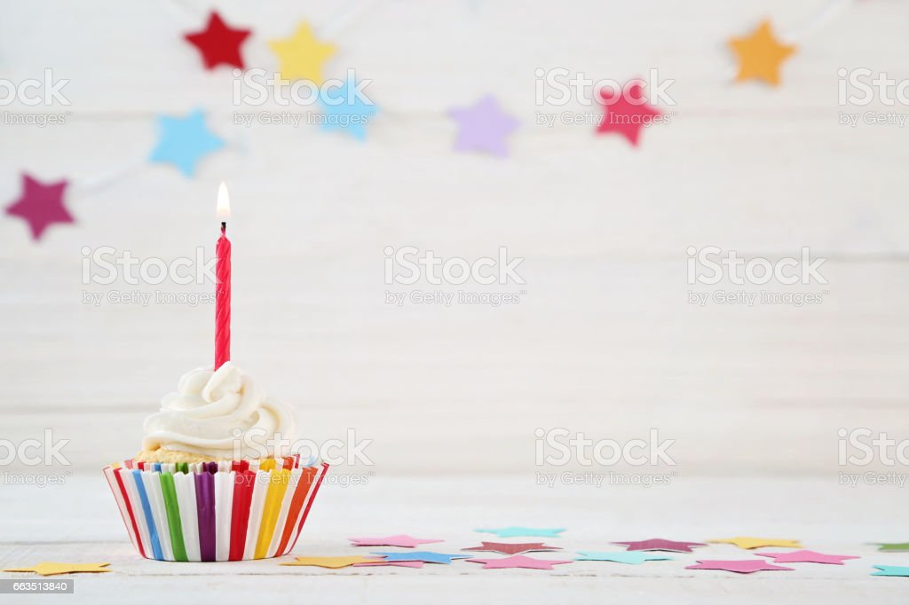 birthday stock photo