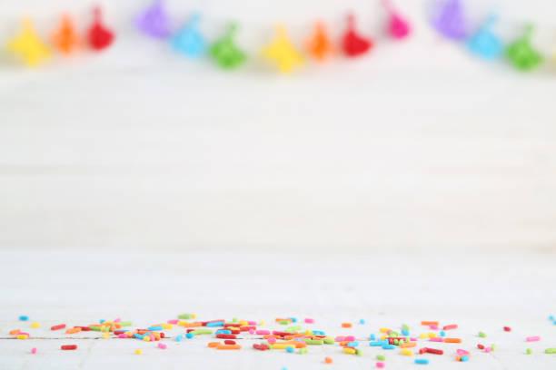 birthday - posypka zdjęcia i obrazy z banku zdjęć