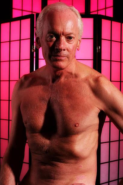 Grandpa nude