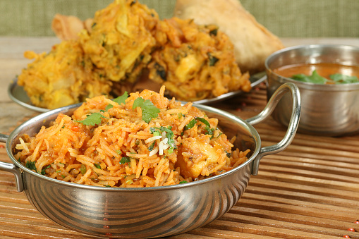 Panir Biryani Stock Photo - Download Image Now