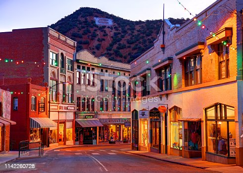 Bisbee is a U.S. city in Cochise County, Arizona, 92 miles southeast of Tucson