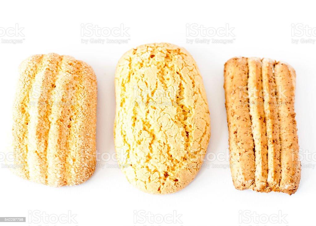 Biscotti della Nonna stock photo