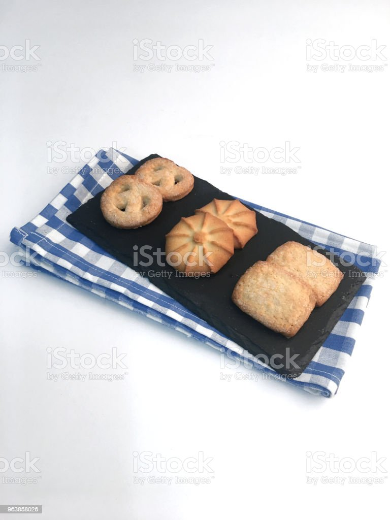 Biscuit - Royalty-free Almond Stock Photo