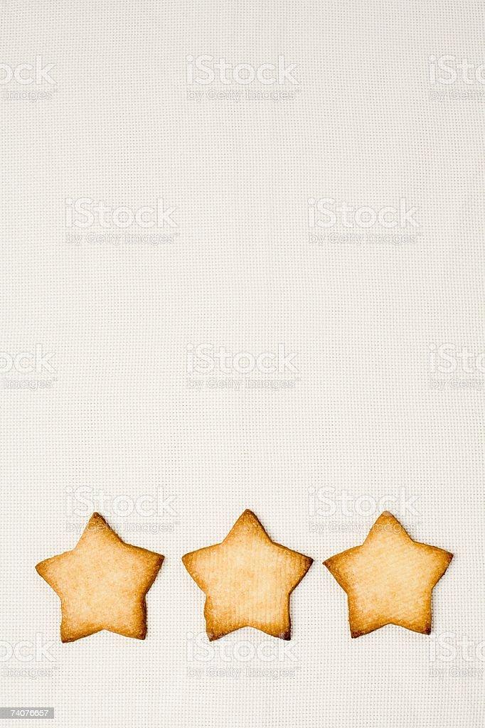 Bolachas e biscoitos foto de stock royalty-free