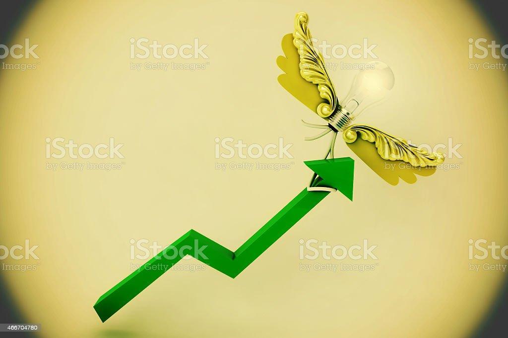 Bisness concept rate exchange stock photo