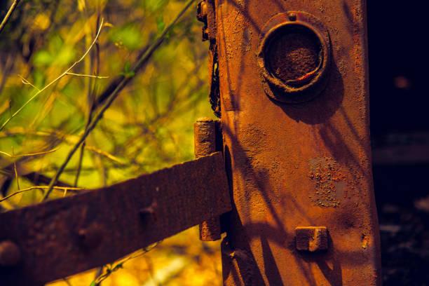 Bit of Rust stock photo