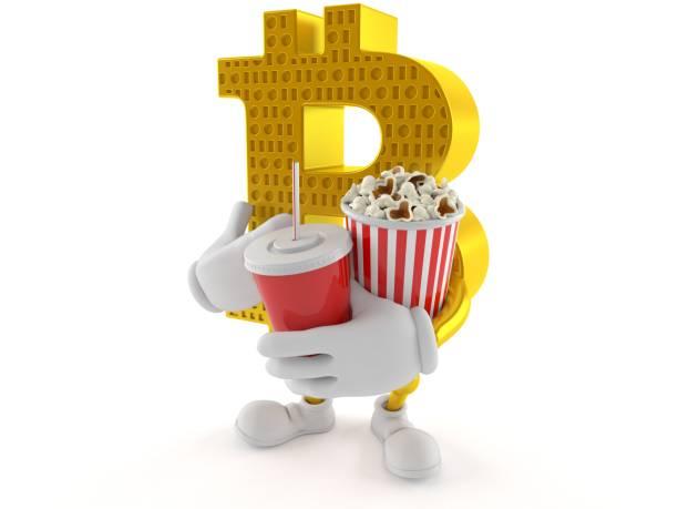Bitcoin character holding popcorn and soda picture id1129214385?b=1&k=6&m=1129214385&s=612x612&w=0&h=f5tkuprniatkfqvj1ledcclbtuqi5 ffciqn2naff5m=