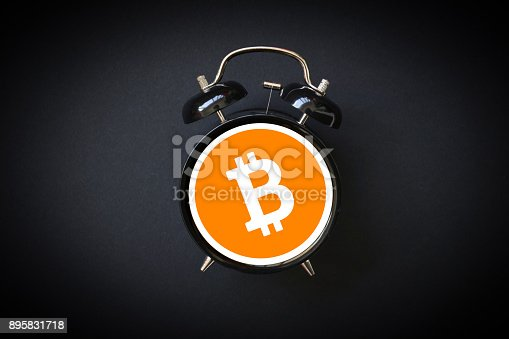 It is bitcoin time