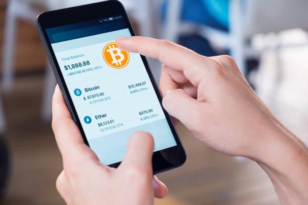 btc wallet dokkoló kép a bitcoin tranzakciók mennyisége