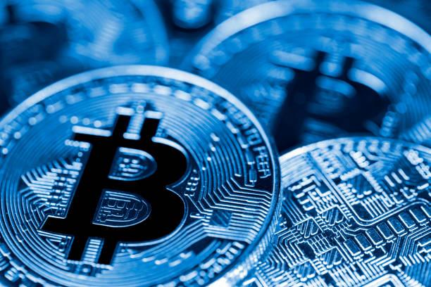 Bitcoin Kryptowährung – Foto