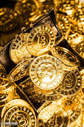 Bitcoin Treasure Chest