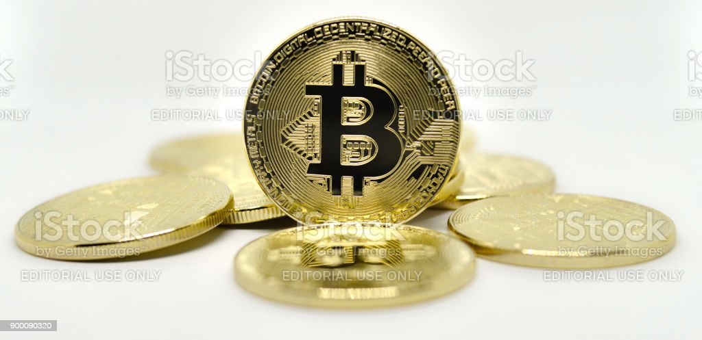 Bitcoin Stock Photo - Download Image Now - iStock