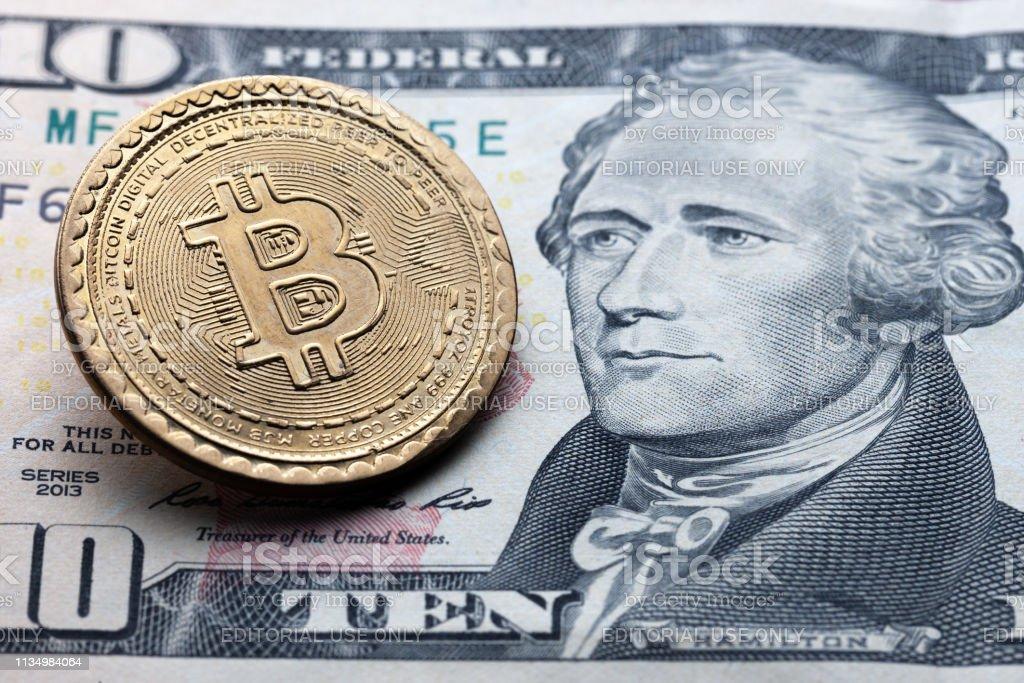 10 dollari in bitcoin