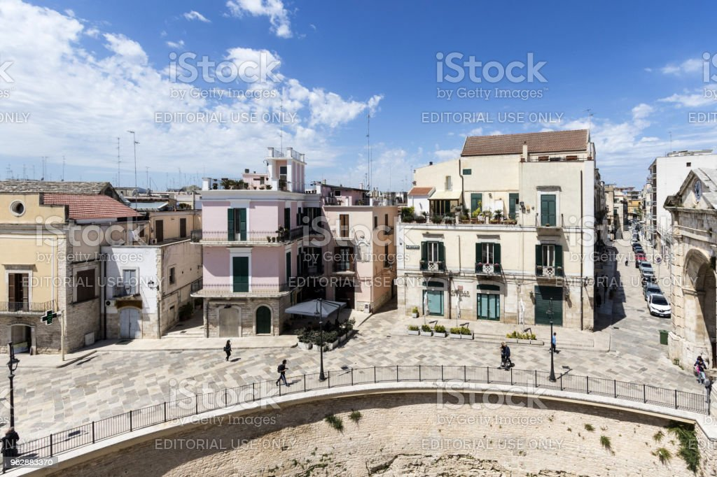 Bitonto, Puglia Italy stock photo