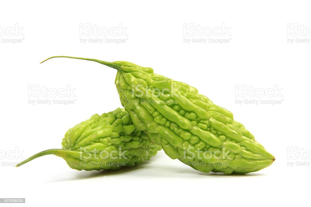 Bitter Melon stock photo