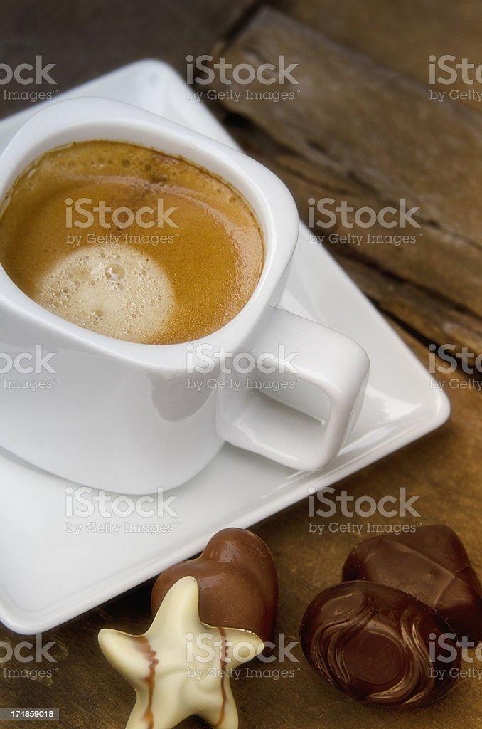 Bitter Sweet Espresso royalty-free stock photo