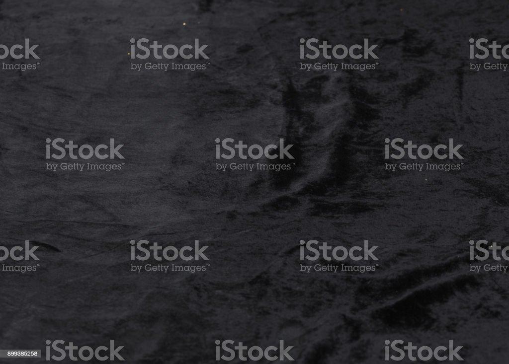 black abstract background, black velvet stock photo