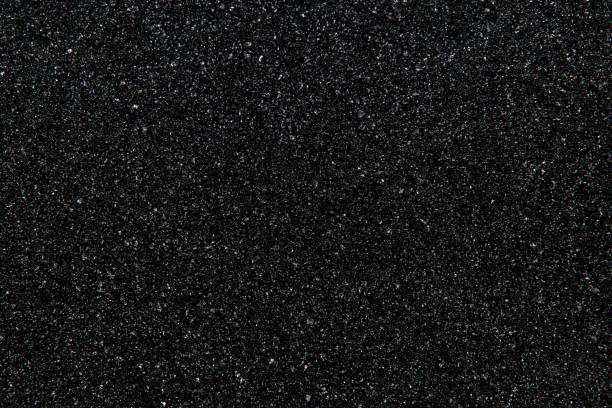Schwarzer abstrakter Hintergrund. – Foto