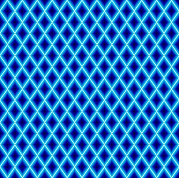 schwarz und blau abstrakt hintergrund - kariertes hintergrundsbild stock-fotos und bilder