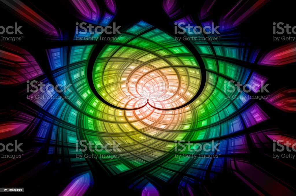 Black and colorful backgrounds foto stock royalty-free