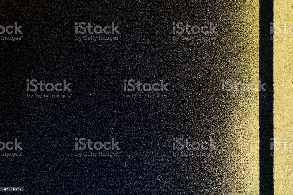 Black and gold background stock photo
