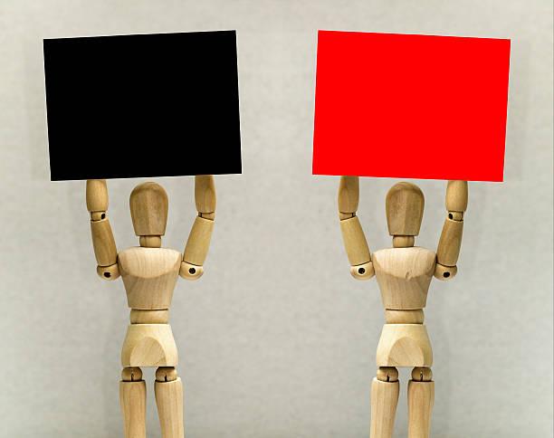 schwarz und rot - la union stock-fotos und bilder