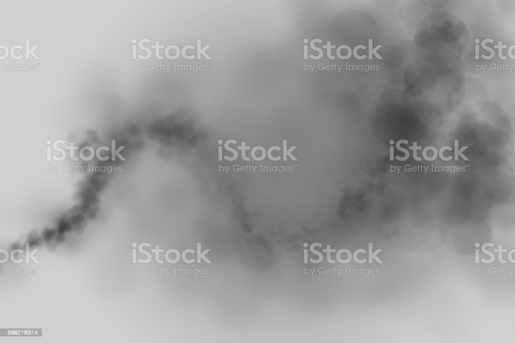 Black and white abstract bokeh design background foto royalty-free