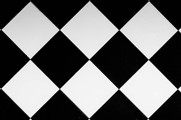 Black and White abstract wall background stock photo