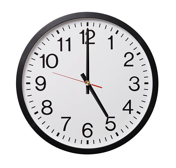 dejar de tiempo - wall clock fotografías e imágenes de stock