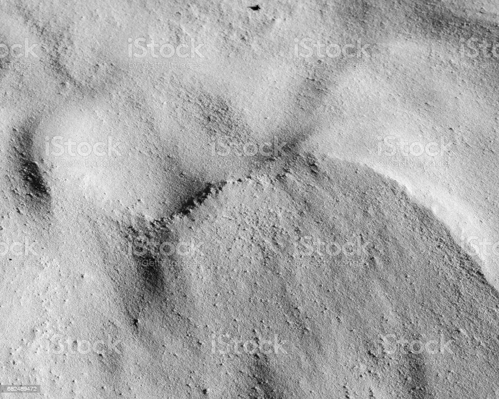 Schwarz und weiß Farbe (B&W). Natürliche Struktur und Hintergrund der Wüste. Sand Muster Lizenzfreies stock-foto
