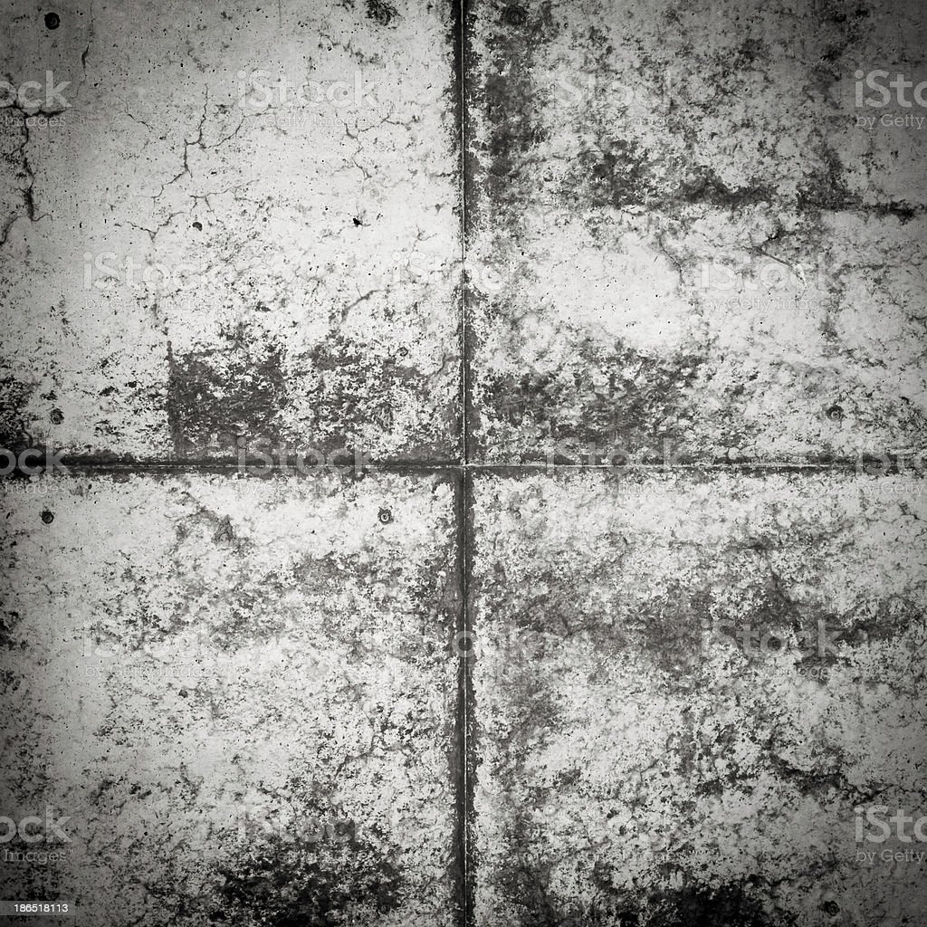 Black and white concrete wall dirty texture royalty-free stock photo