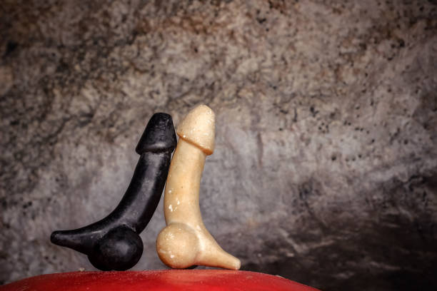 black and white dildos black and white dildos dildo stock pictures, royalty-free photos & images
