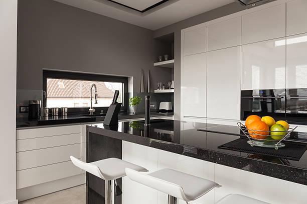 Black and white kitchen design picture id470970528?b=1&k=6&m=470970528&s=612x612&w=0&h=akqina imuxluabmiahohr qvpmbc6zys2shalnn4ja=