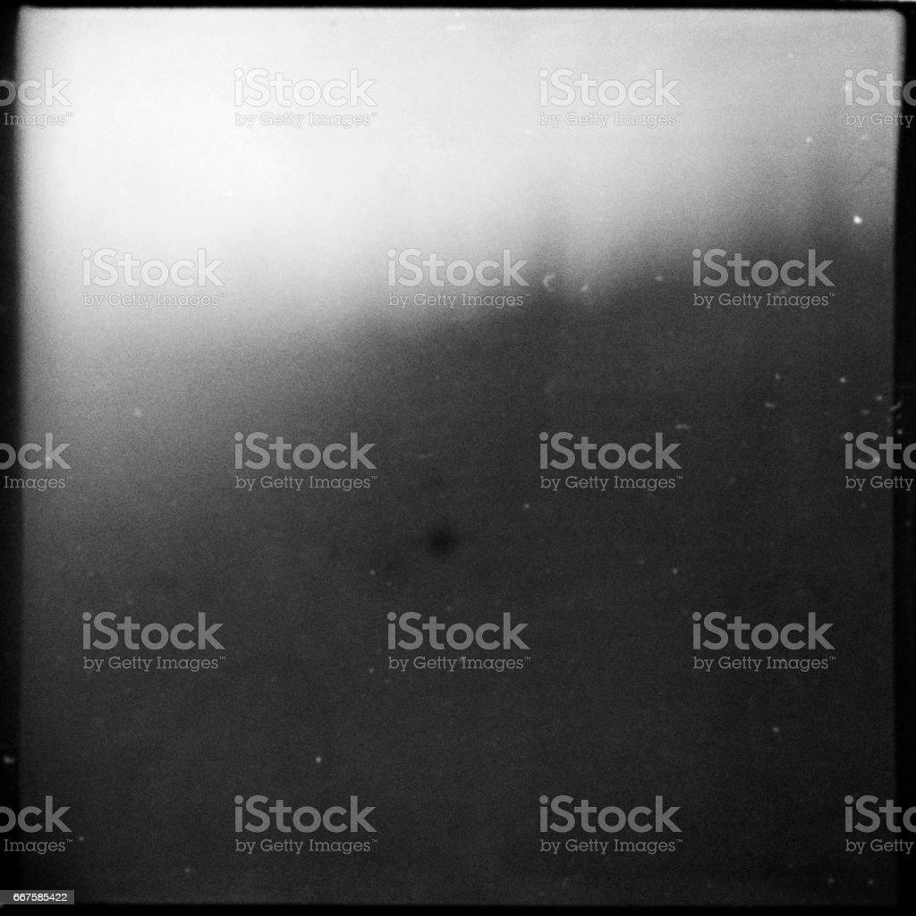 black and white medium format film background stock photo