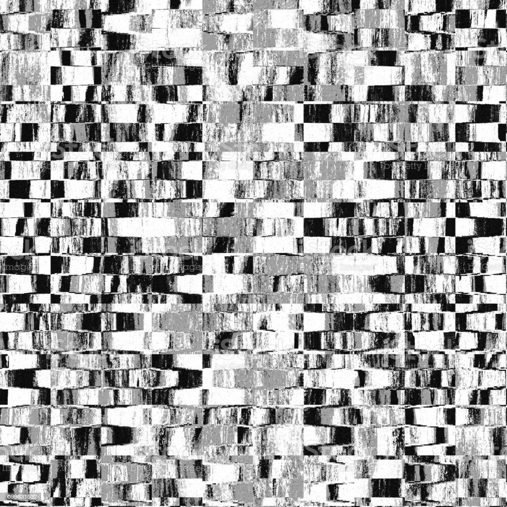 Schwarz Weissmoderne Kunsthintergrund Stockfoto Und Mehr Bilder Von Abstrakt Istock