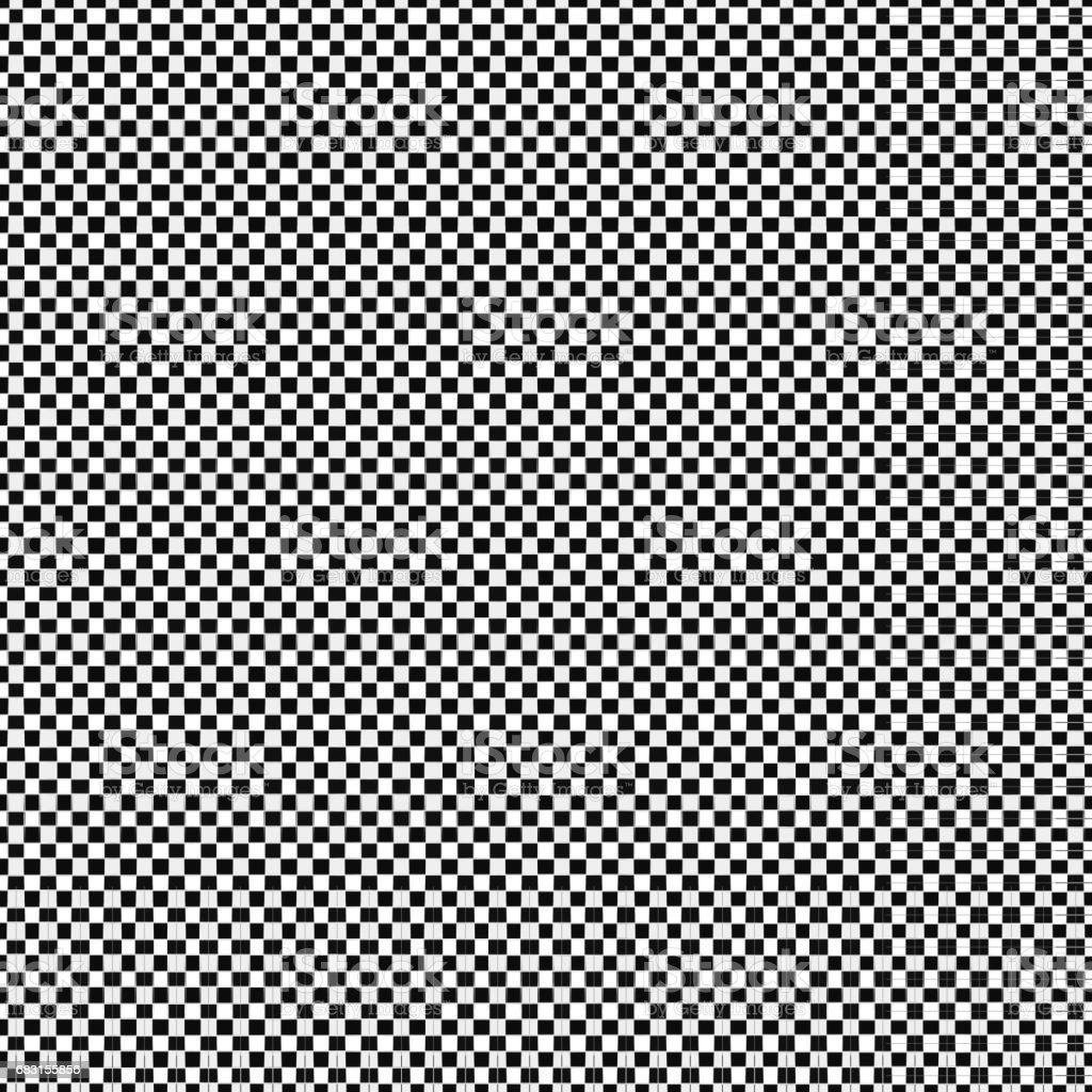 Black and white pattern background 免版稅 stock photo