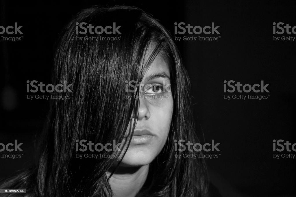 Indian Ethnicity, Human Face, Human Skin, darkness
