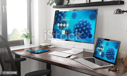 istock black and white responsive devices mockup responsive coronavirus info website 1213520306