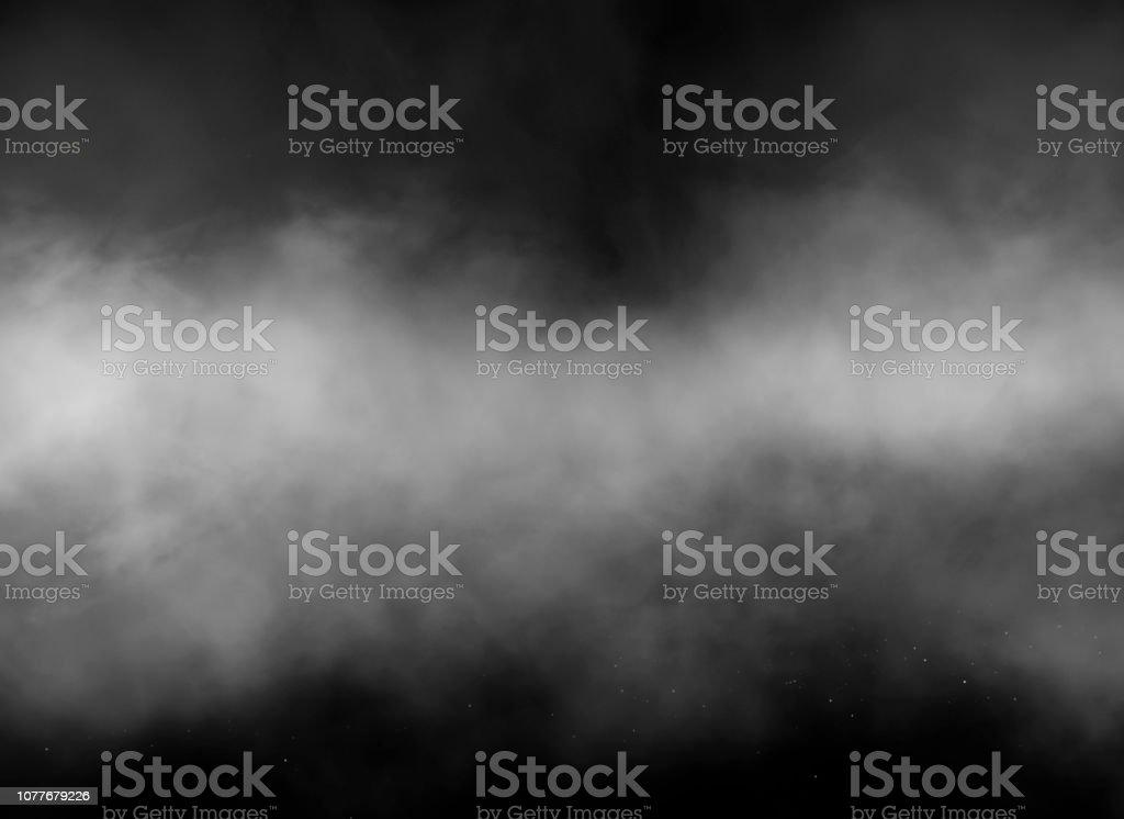 흑인과 백인 연기 - 로열티 프리 0명 스톡 사진
