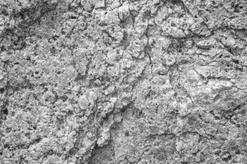 Black and white stone pattern texture background. Stone surface for design. royalty-free stock photo