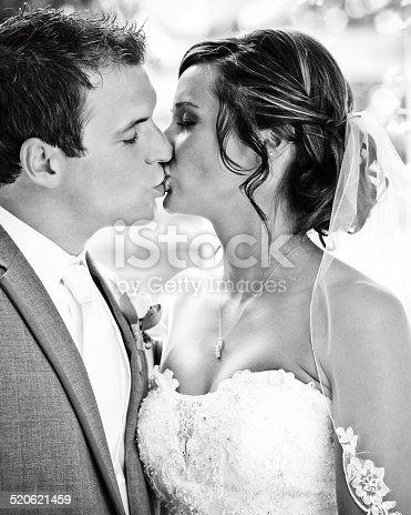 490225014istockphoto black and white Wedding 520621459